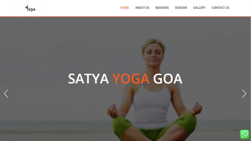 SatyaYogaGoa.com